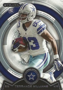 2013 Topps Strata Football Rookie Variations Guide 64