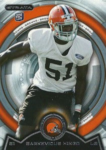 2013 Topps Strata Football Rookie Variations Guide 80