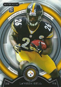 2013 Topps Strata Football Rookie Variations Guide 92