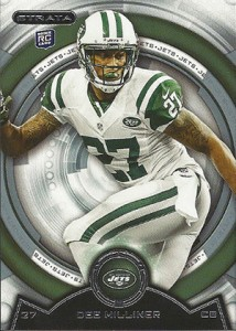 2013 Topps Strata Football Rookie Variations Guide 20