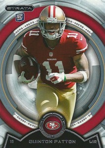 2013 Topps Strata Football Rookie Variations Guide 22