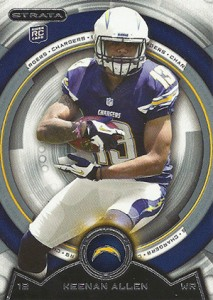2013 Topps Strata Football Rookie Variations Guide 32