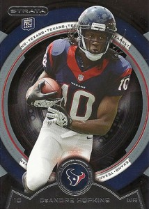 2013 Topps Strata Football Rookie Variations Guide 58