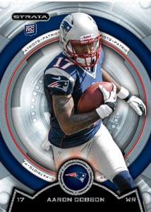 2013 Topps Strata Football Rookie Variations Guide 56