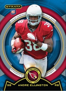 2013 Topps Strata Football Rookie Variations Guide 52