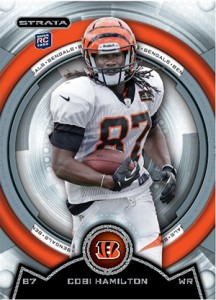 2013 Topps Strata Football Rookie Variations Guide 84