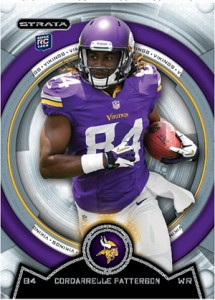 2013 Topps Strata Football Rookie Variations Guide 82