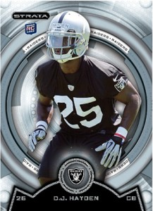 2013 Topps Strata Football Rookie Variations Guide 68