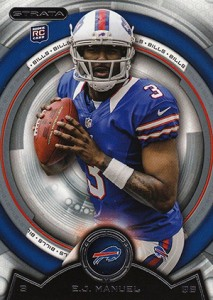 2013 Topps Strata Football Rookie Variations Guide 48