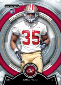 2013 Topps Strata Football Rookie Variations Guide 36