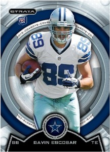 2013 Topps Strata Football Rookie Variations Guide 46