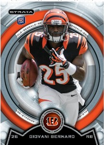 2013 Topps Strata Football Rookie Variations Guide 16