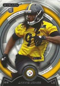 2013 Topps Strata Football Rookie Variations Guide 28