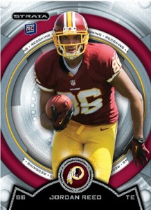 2013 Topps Strata Football Rookie Variations Guide 96