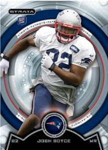 2013 Topps Strata Football Rookie Variations Guide 38