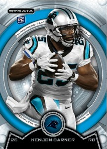 2013 Topps Strata Football Rookie Variations Guide 8