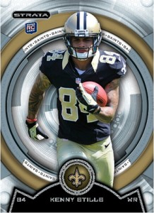 2013 Topps Strata Football Rookie Variations Guide 66