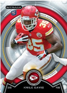 2013 Topps Strata Football Rookie Variations Guide 18