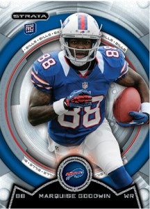 2013 Topps Strata Football Rookie Variations Guide 90