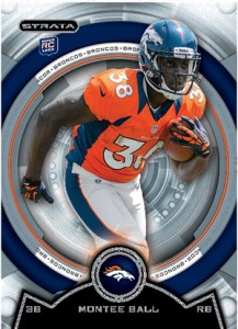 2013 Topps Strata Football Rookie Variations Guide 54