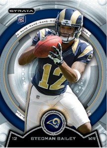 2013 Topps Strata Football Rookie Variations Guide 6