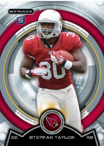 2013 Topps Strata Football Rookie Variations Guide 30