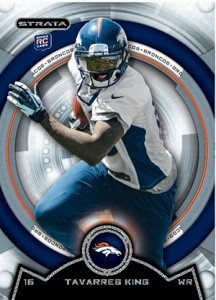 2013 Topps Strata Football Rookie Variations Guide 44