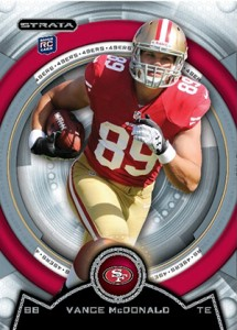 2013 Topps Strata Football Rookie Variations Guide 12