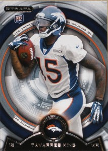 2013 Topps Strata Football Rookie Variations Guide 43
