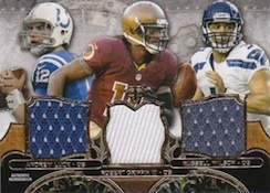 2013 Topps Triple Threads Football Cards 30