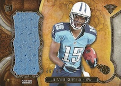 2013 Topps Triple Threads Football Cards 31