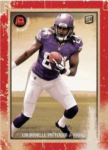 2013 Topps Turkey Red Football Variations Guide 6