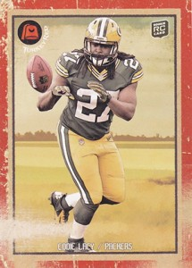 Eddie Lacy Rookie Card Checklist and Visual Guide 66