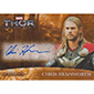 2013 Upper Deck Thor: The Dark World Actor Autographs Guide
