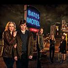 2015 Breygent Bates Motel Trading Cards
