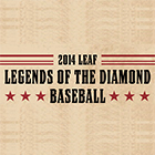 2014 Leaf Legends of the Diamond Baseball Cards