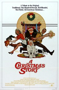 A Christmas Story Original Theatrical Poster