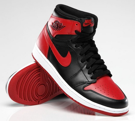 site réputé c449b 04b6c Air Jordan 1 Retro BRED Guide