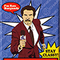 By the Beard of Zeus! Anchorman Cards Available in Special Edition Blu-ray