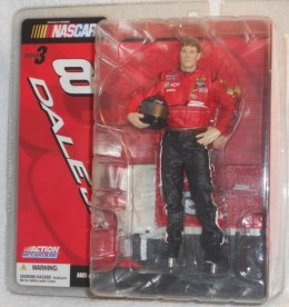 Dale Earnardt Jr McFarlane Series 3