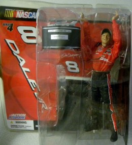 Dale Earnardt Jr McFarlane Series 4V