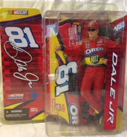 Dale Earnardt Jr McFarlane Series 6