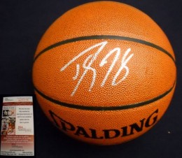 Dwight Howard Signed Basketball