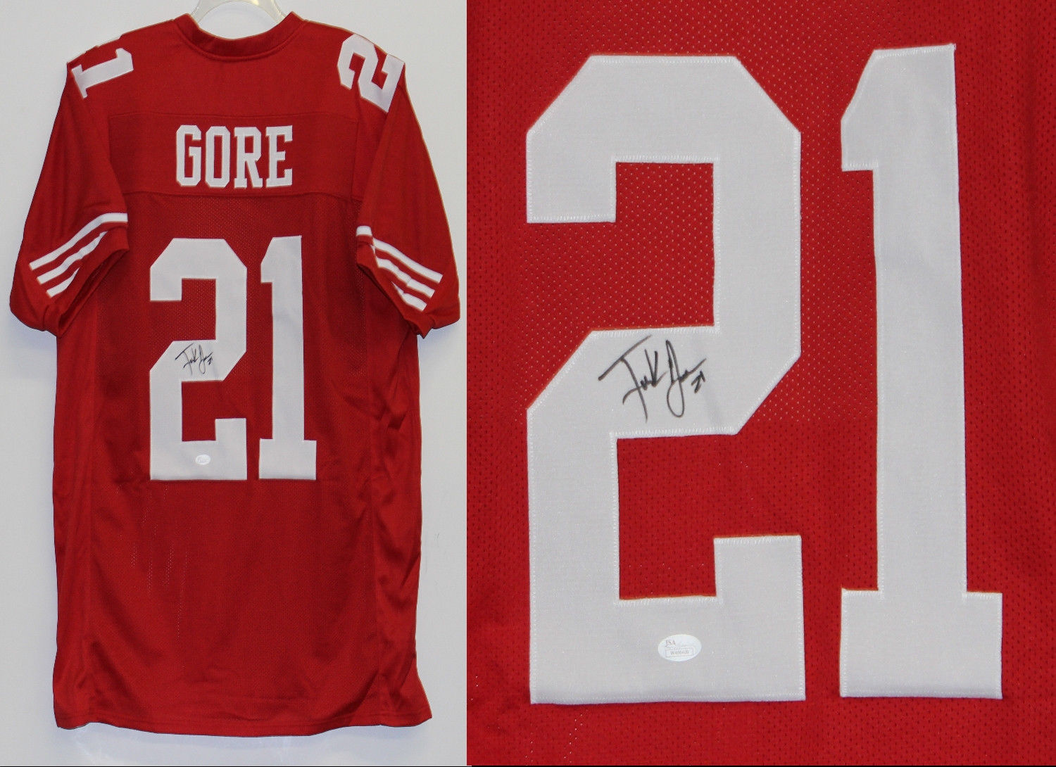low priced 4f671 0d51d Frank Gore Cards and Memorabilia Buying Guide
