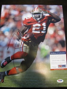 Frank Gore Rookie Cards and Autograph Memorabilia Guide 46