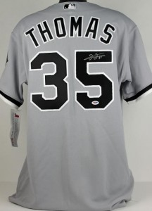 Frank Thomas Rookie Cards and Autograph Memorabilia Guide 24