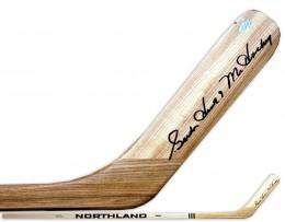 Gordie Howe Signed Stick