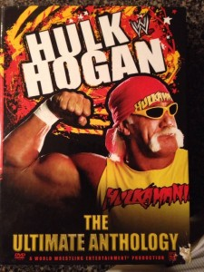 Hulk Hogan Ultimate Anthology DVD