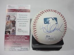 Ichiro Signed Baseball