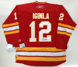 Jarome Iginla Cards, Rookie Cards and Autographed Memorabilia Guide 23